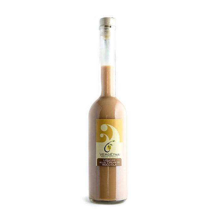 Liquore alla crema di Nocciola
