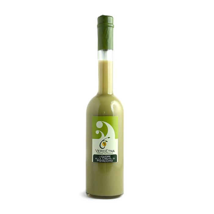 Liquore alla crema di Pistacchio